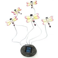 Blinking Dragonflies Solar Lights (Set of 2)
