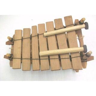 Handmade African 7-key Xylophone (Ghana)
