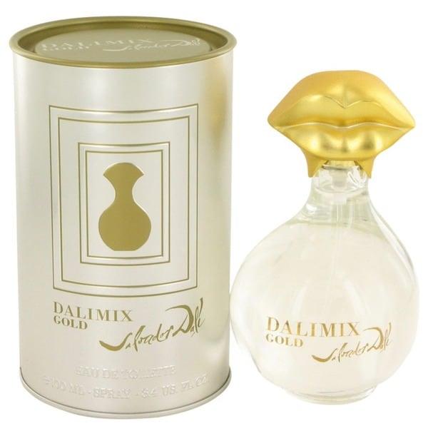 Salvador Dali Dalimix Gold Women's 3.4-ounce Eau de Toilette Spray