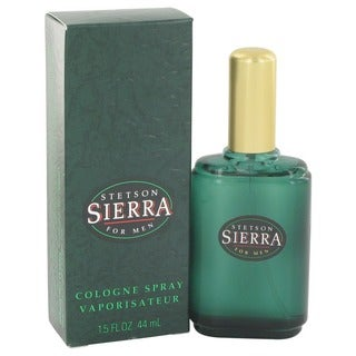 Coty Stetson Sierra Men's 1.5-ounce Cologne Spray