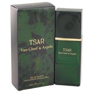 TSAR 1-ounce Eau De Toilette Spray for Men