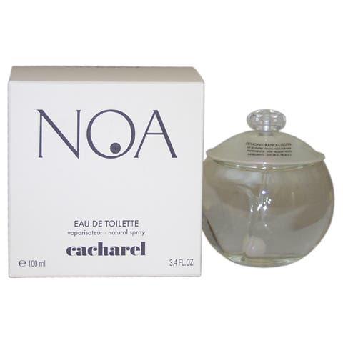 Cacharel Noa Women's 3.4-ounce Eau de Toilette Spray (Tester) - White