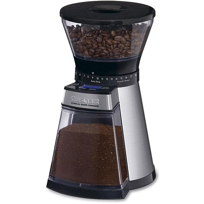 cuisinart dbm 8 supreme grind automatic burr mill manual