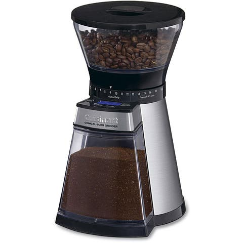 Cuisinart CBM-18N Programmable Conical Burr Coffee Grinder - 14 Cups
