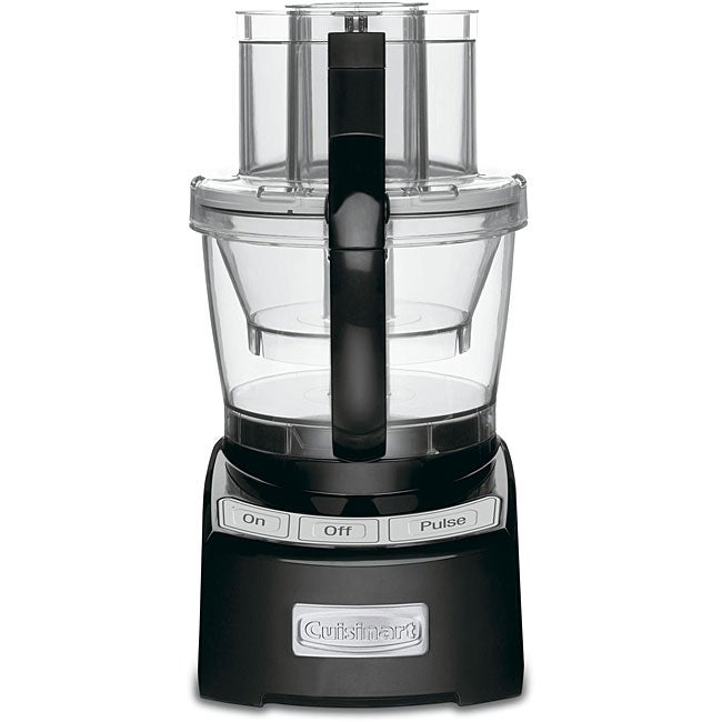 Cuisinart FP-12BK Black 12-cup Elite Food Processor