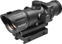 Barska 1x30 M16 Sight Tactical Red Dot Rifle Scope - Thumbnail 1