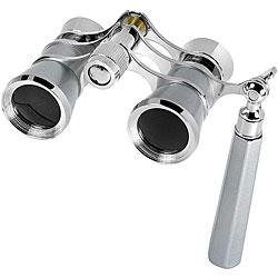 Barska 3x25 Blueline Silver Opera Spotting Glasses