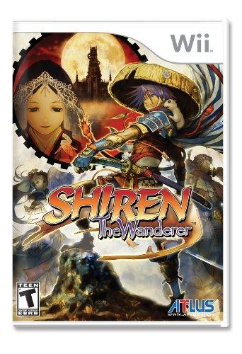 Wii - Shiren The Wanderer (Pre-Played)