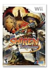 Wii - Shiren The Wanderer (Pre-Played) - Thumbnail 2