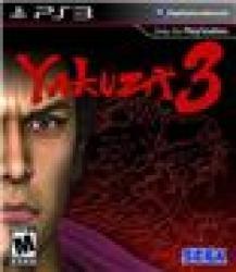 PS 3 - Yakuza 3 (Pre-Played)