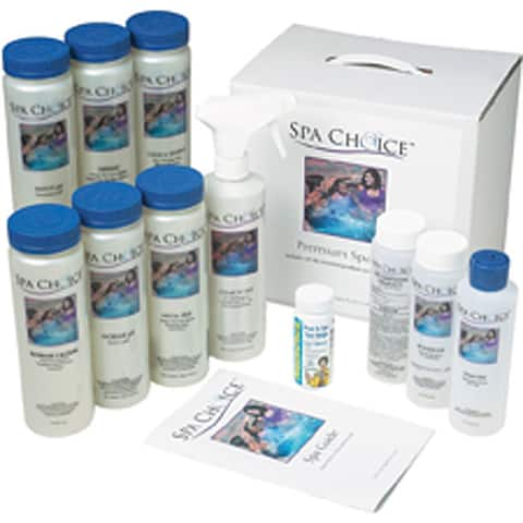 Spa Choice Standard Chlorine Spa Kit