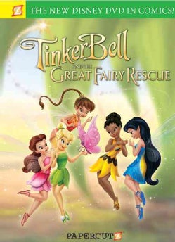 Disney Fairies: Tinker Bell and the Great Fairy Rescue (Hardcover)