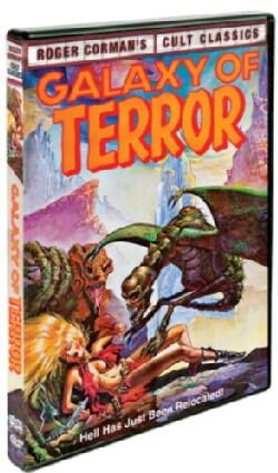 Galaxy Of Terror (DVD)