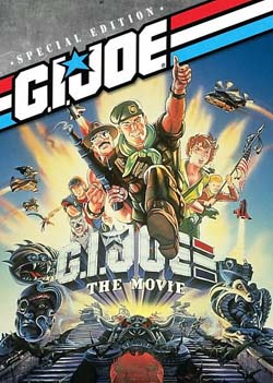 G.I. Joe:  A Real American Hero: The Movie (DVD)