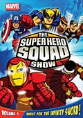 Super Hero Squad Show Vol 1 (DVD)