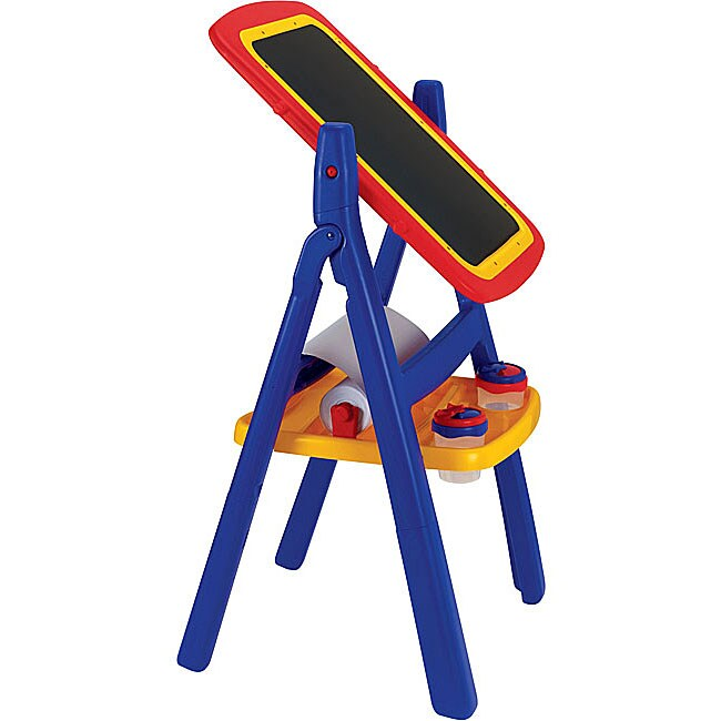 Crayola Children S Qwik Flip 2 Sided Easel 12717416