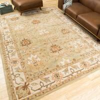 Nourison Caspian Wool Handmade Rug (8' x 10' 6)