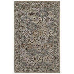 Nourison Hand-tufted Multi-color Wool Rug (5' x 8')