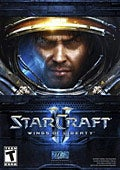 PC - Starcraft II: Wings of Liberty- By Blizzard Entertainment
