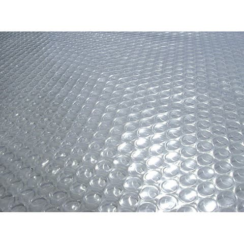 14-mil Solar Blanket for Rectangular 20-ft x 40-ft In-Ground Pools - Clear
