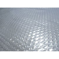 12-mil Solar Blanket for Round 18-ft Above-Ground Pools - Clear