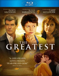 The Greatest (Blu-ray Disc)