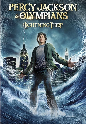 Percy Jackson & the Olympians: The Lightning Thief (DVD) - Thumbnail 0