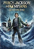 Percy Jackson & the Olympians: The Lightning Thief (DVD)