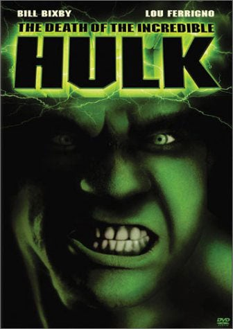 Death of the Incredible Hulk (DVD)