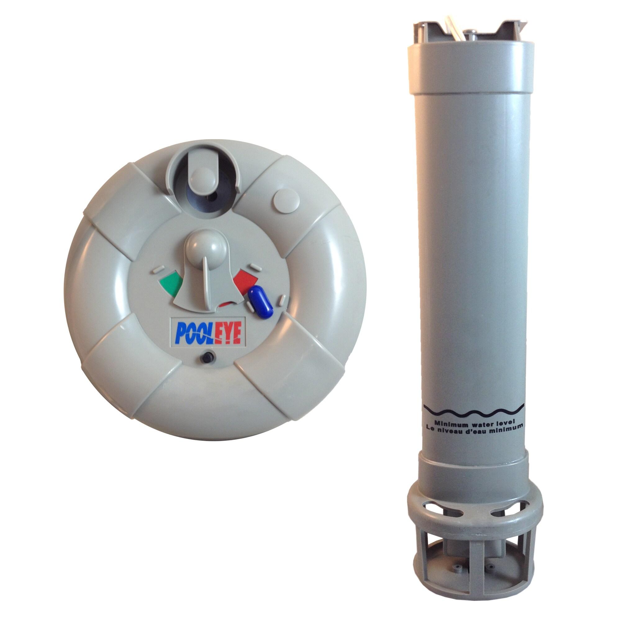 Smartpool PE12 Above Ground Pool Alarm, White (Acrylic)