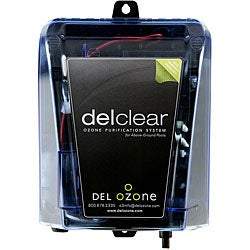 Del Ozone Ozone Purification System for Above Ground Pools