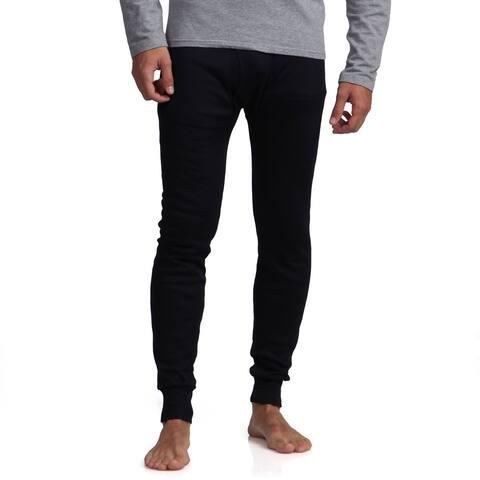 Kenyon Men's Navy/Brown/Black Polypro Thermal Underwear Bottom