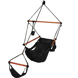 Deluxe Wood Hammock Chair (5 options available)