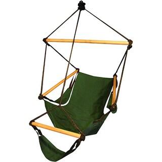 Deluxe Hammock Chair (Option: Hunter Green)