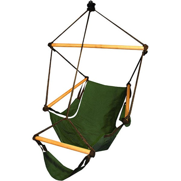 deluxe hammock chair deluxe hammock chair   free shipping today   overstock     12725201  rh   overstock