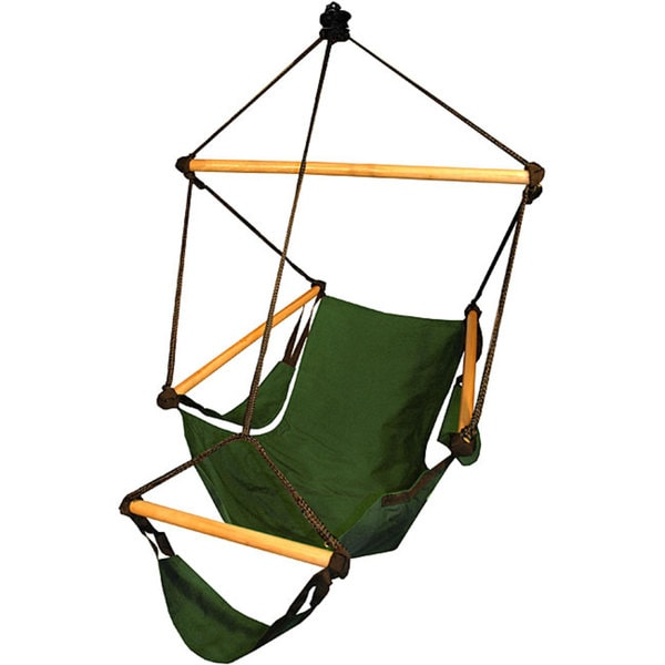 Medium image of deluxe hammock chair