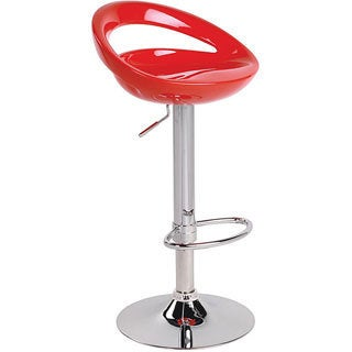 Swizzle Red Bar Stool