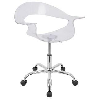 Rumor Clear Acrylic Chair