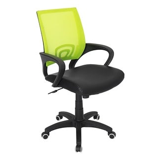 LumiSource Officer Green Office Chair