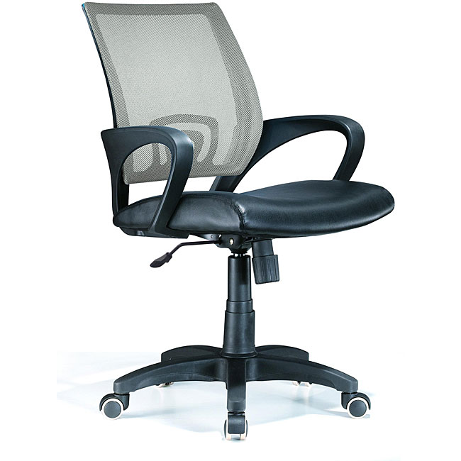 Officer Silver Office Chair