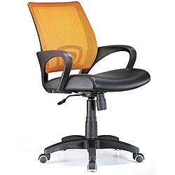Officer Orange Office Chair  sc 1 st  Overstock.com & Buy Orange Office u0026 Conference Room Chairs Online at Overstock.com ...