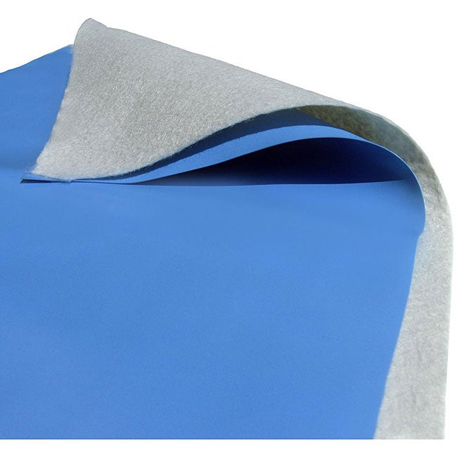 Blue Wave Oval Swimming Pool (Blue) Liner Pad (15' x 30' ...