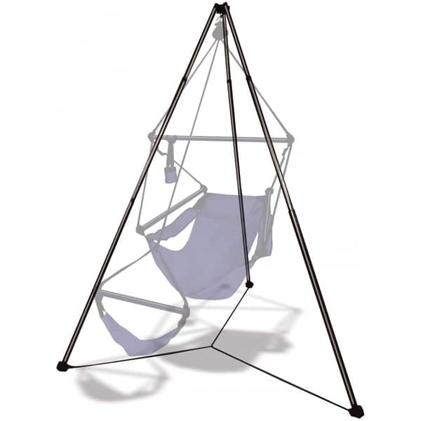 Shop Portable Hammock Chair Tripod Stand Overstock 4835534