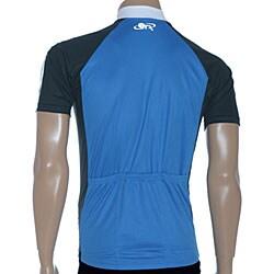 ETA Men's Short-Sleeve Cycling Jersey