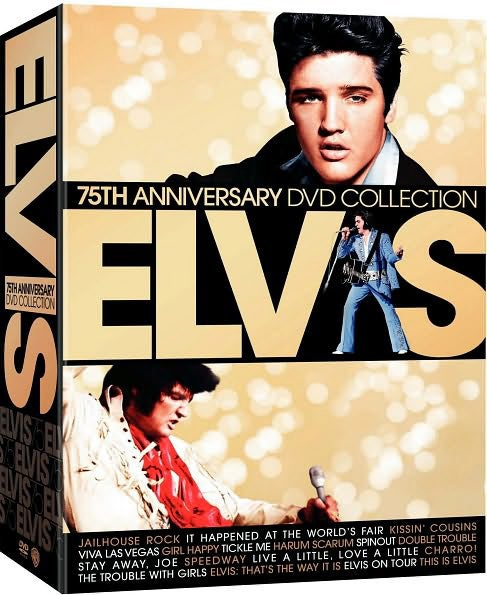 Elvis 75th Anniversary Ultimate Collector's Edition (DVD)