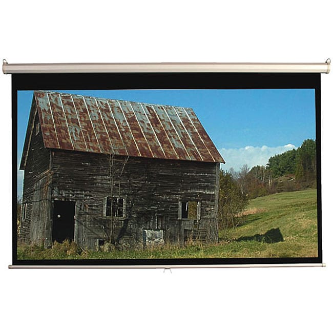 Mustang SC-M106D169 106-inch Manual Projection Screen