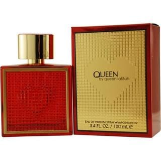 Queen Latifah Queen Women's 3.4-ounce Eau de Parfum Spray