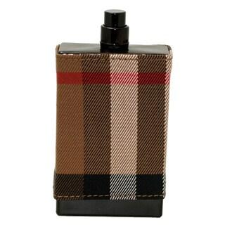 Burberry London Men's 3.3-ounce Eau de Toilette Spray (Tester)