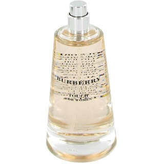 Burberry Touch Women's 3.3-ounce Eau de Parfum Spray (Tester)