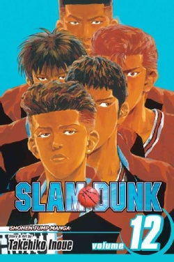 Slam Dunk 12: Challenging a King (Paperback)
